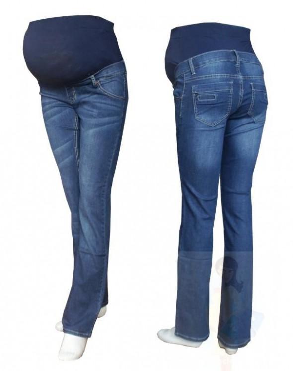 spodnie ciążowe jeans 40