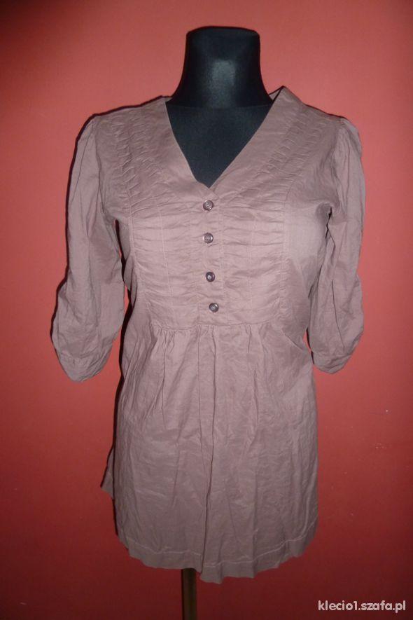 ciążowa tuniczka koszula