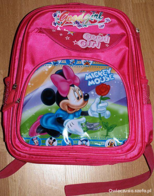 Słodkie plecaczek Minnie