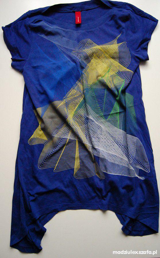 Tunika asymetryczna Vero Moda 38