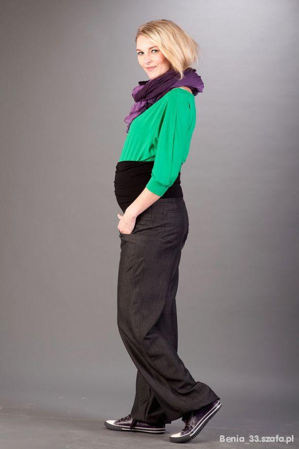 spodnie ciążowe rozm 38