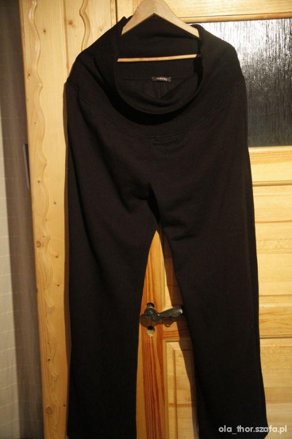 dresowe spodnie ciążowe rom XL