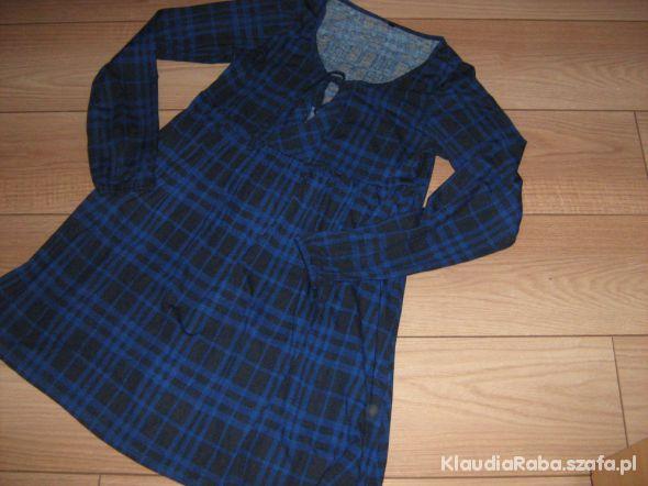 Ciążowa tunika długi rękaw L XL