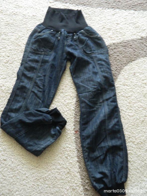 Spodnie ciążowe alladynki