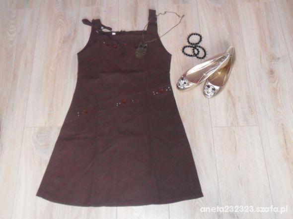Tuniczko sukienka Rozm M L
