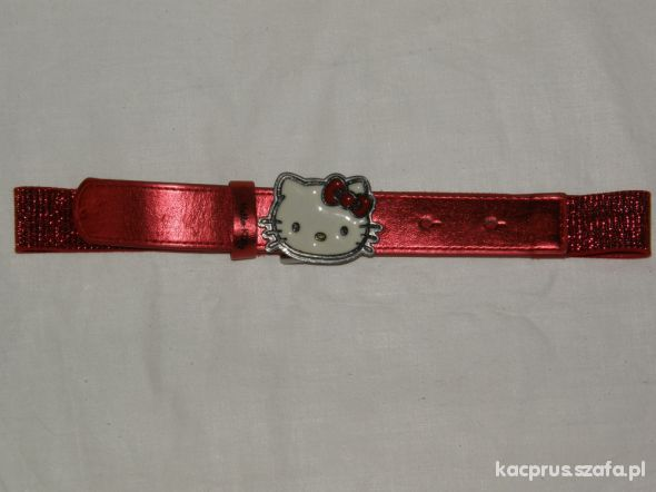 Hello Kitty Pasek ozdobny H&M dł 62cm