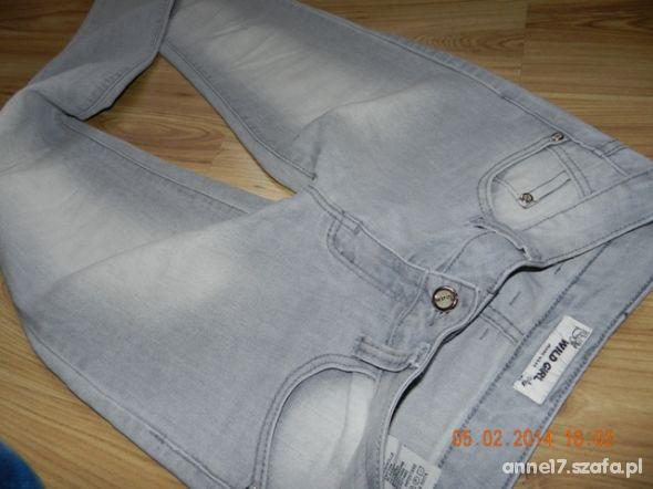 spodnie szare 29
