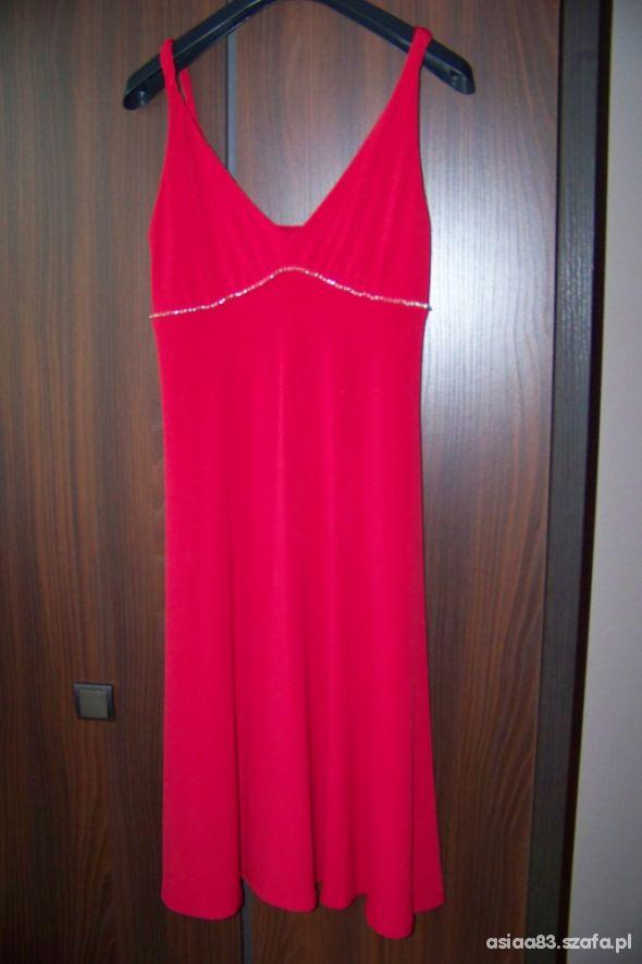 Sukienka Oasis r 36 kryształki