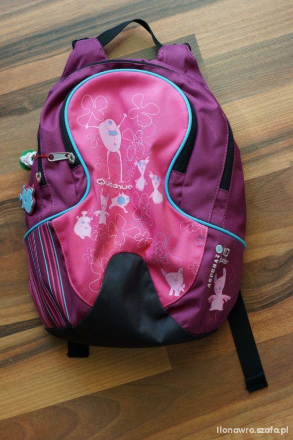 Quechuo junior plecak do przedszkola