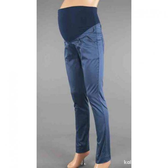 Spodnie ciążowe BRANCO XL Granatowe