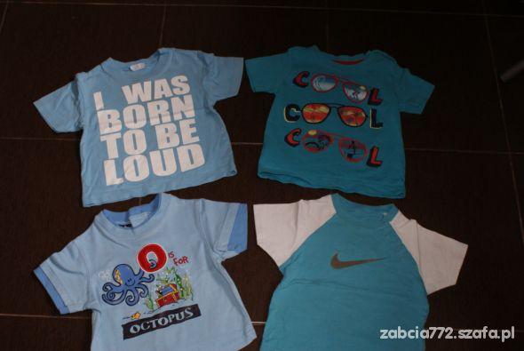 Koszulki na ok roczek