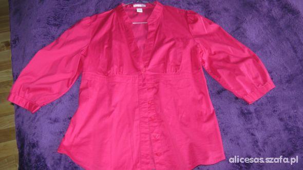 Koszula H&M mama rozmiar 40 fuksja dostawa 0pl