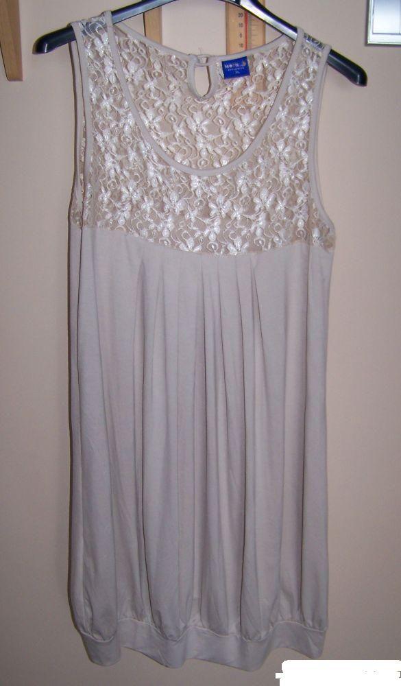sukienka tunika bluzka