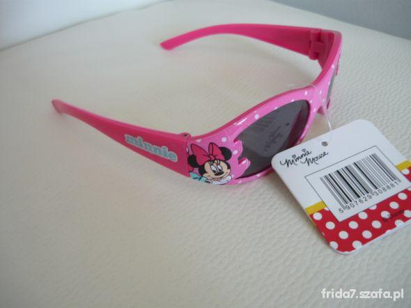 nowe okulary Minnie stuprocentowa ochrona