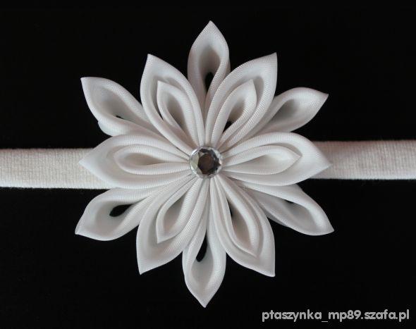 opaska z kwiatkiem