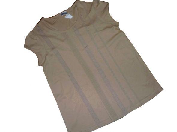 rozm 44 XXL NEXT bluzeczka ciążowa NUDE