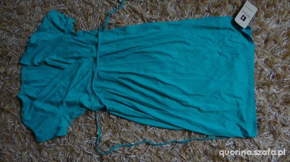 Bawełniana sukienka ciążowa