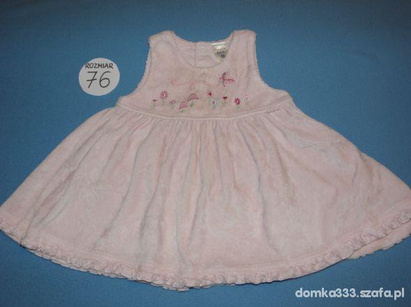 kloszowa sukienka