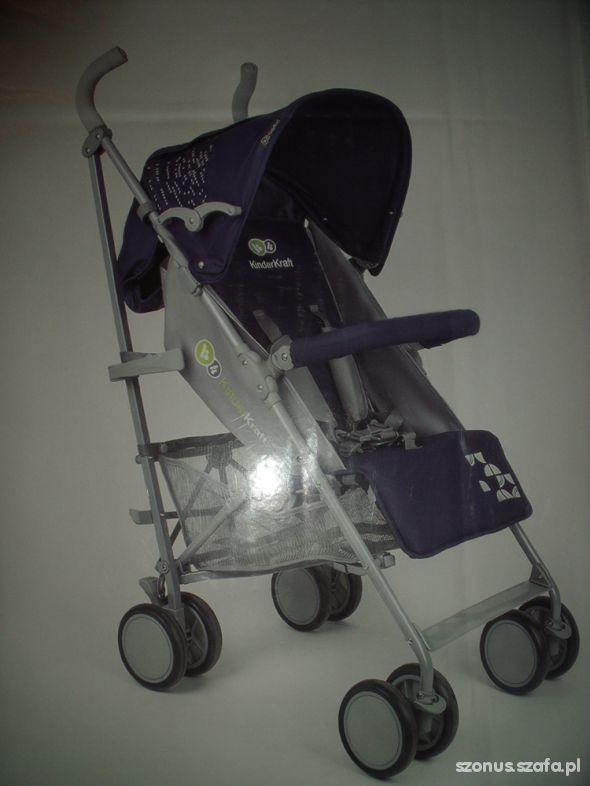 Nowy wózeczek Kinder Kraft
