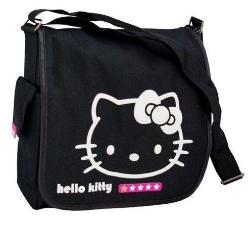 nowa Hello Kitty TORBA LISTONOSZKA