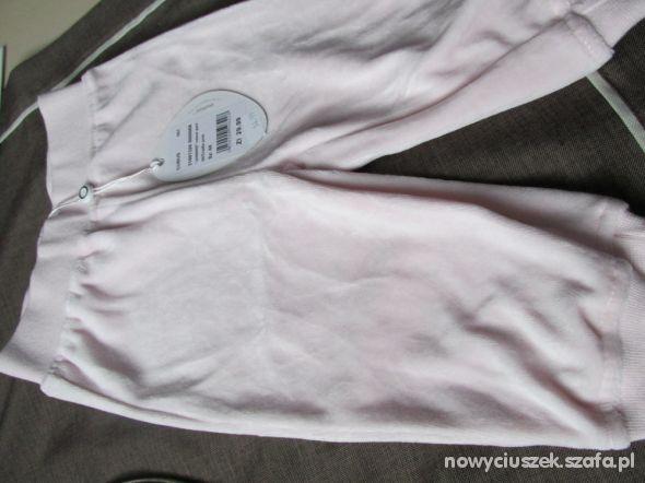 Spodnie welurowe CUBUS rozmiar 68 NOWE