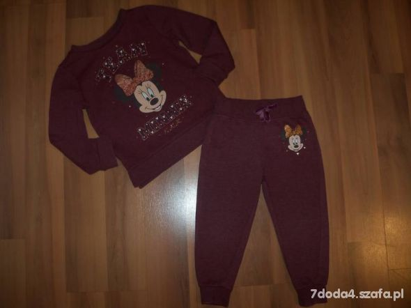 Dres Disney Minnie Mouse rozm 98 cm