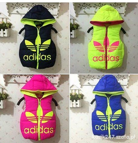 85875800b1801 kamizelki adidas rozm od 1 do 6 lat kolory w Kamizelki i ...