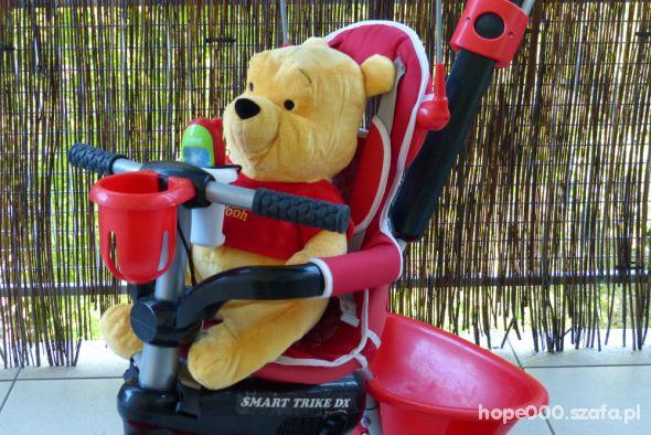 Rowerek Smart Trike Deluxe 3 w1 ZADBANY TANIO