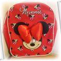 plecak myszka Miki czerwony