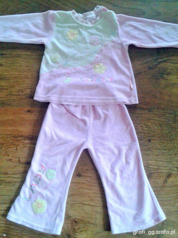 dres dla dziewczynki różowy