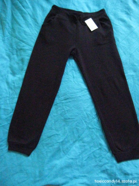 spodnie dresowe H&M rozm146 nowe