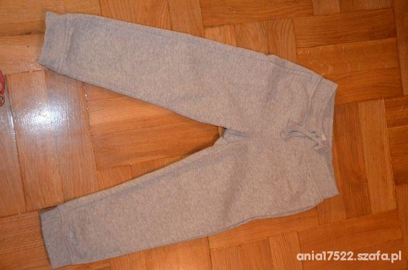 spodnie hm 104 bdb stan