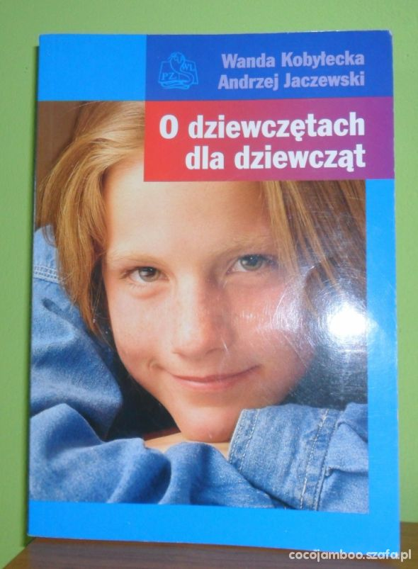 Książka o dziewczętach dla dziewcząt