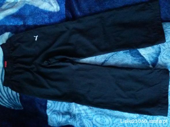Spodnie dresowe firmy PUMA