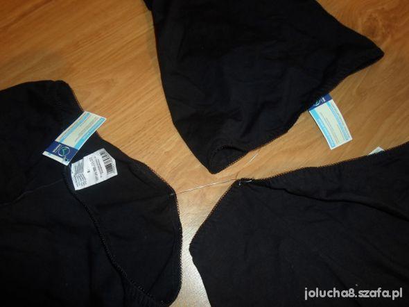 NOWE majtki ciążowe L zestaw 3 szt