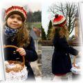 Anielka ze święconką