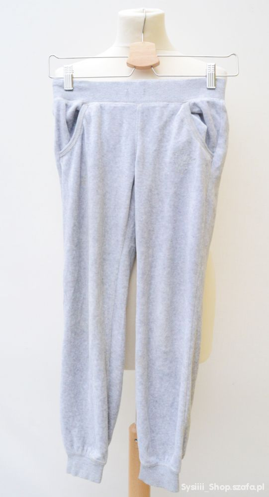 Spodnie Dresowe Dresy Szare KappAhl 134 cm 9 10