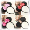 Opaska uszy myszka Minnie