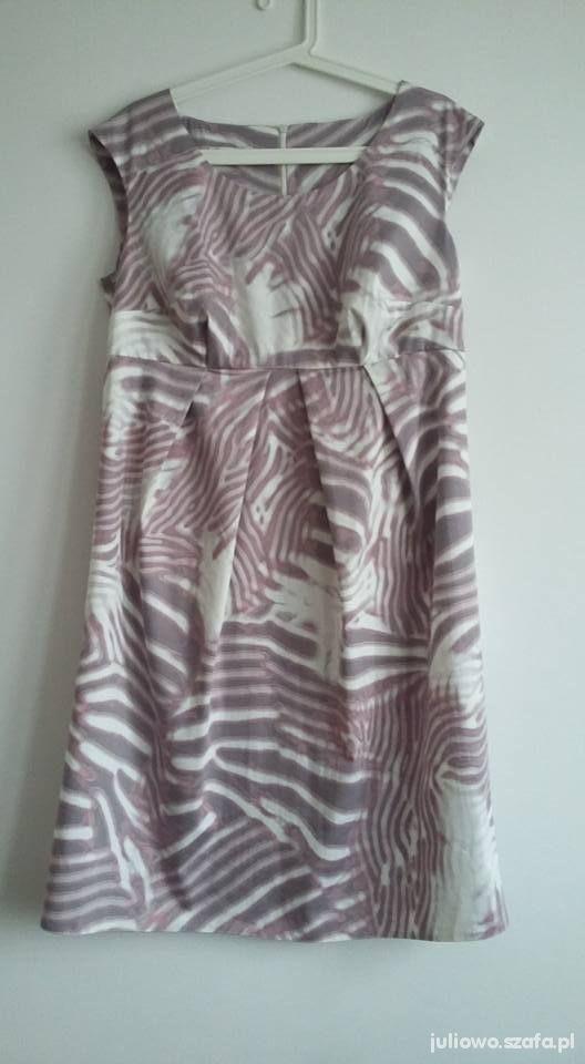 Sukienka ciążowa XL