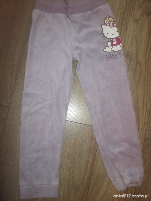 dresowe Hello Kitty 116 HM