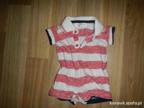 Ubranka dla noworodka 56 firmowe