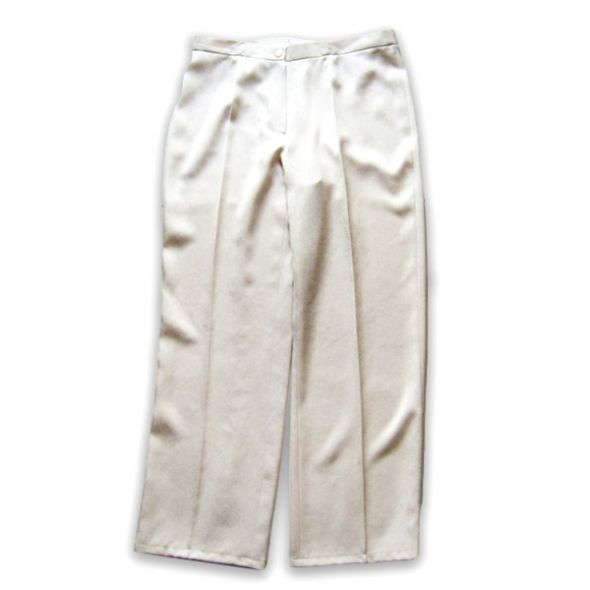 944d5ee7b1043a Nowe jasne damskie spodnie rozmiar 46 w Pozostałe - Szafa.pl