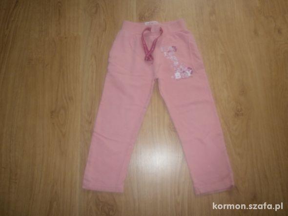 Spodnie dresowe rozm 74