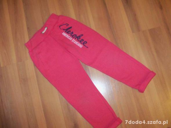 Spodnie dresowe Cherokee rozm 128