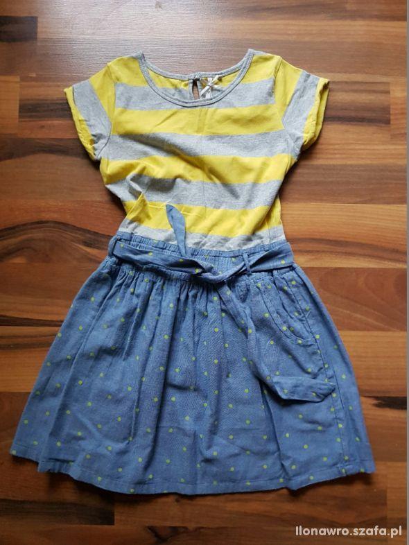 NEXT sukienka na 8T