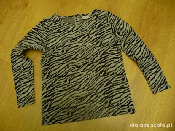 Bluza zebra Name It 116cm