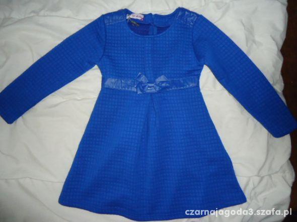 elegancka sukienka rozm 122