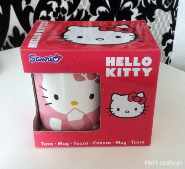 SANRIO HELLO KITTY KUBEK 200 ML NOWY