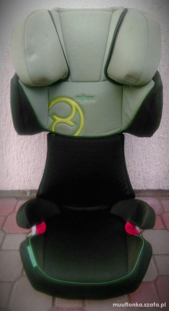Cybex Solution X2 fix fotelik 15 do 36 kg