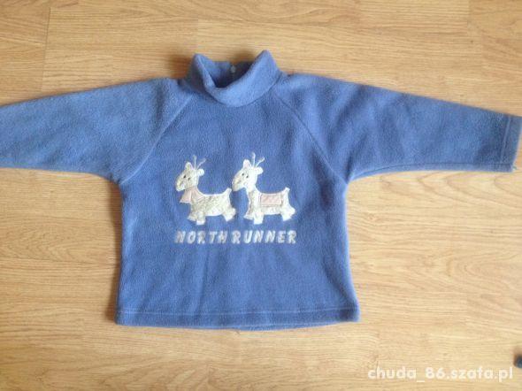 Bluza polarowa 98